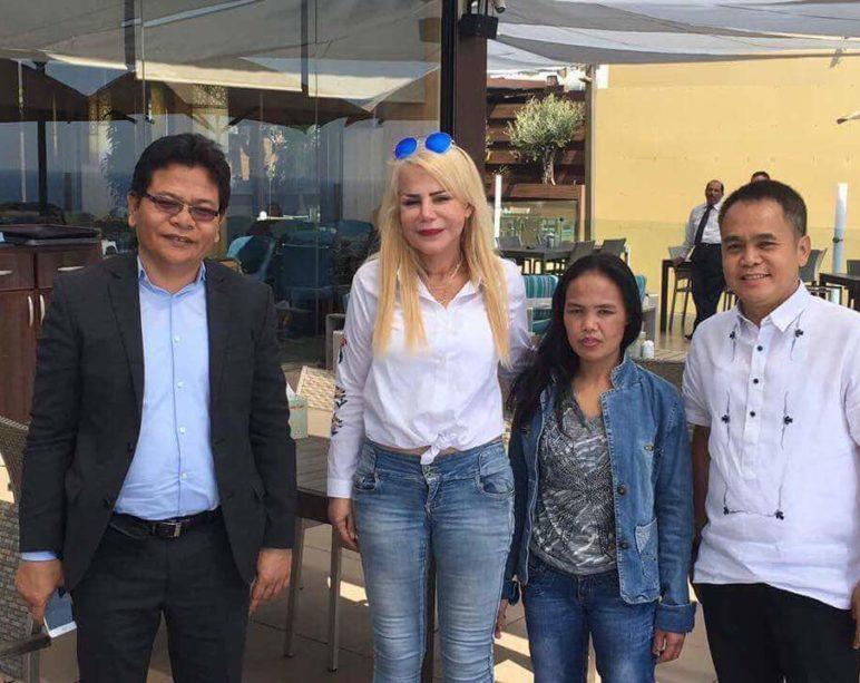 Philippine Embassy Meets With Halima and Ibtisaam and Forcers Her Silence